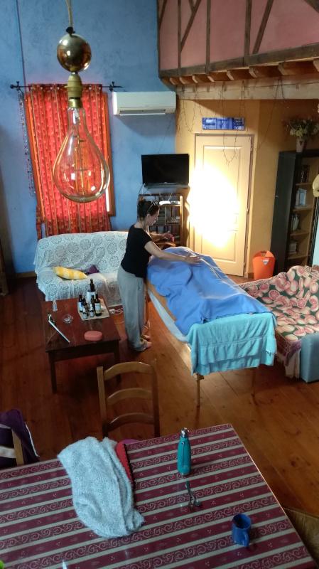 Témoignage Formation Massage Énergétique Mars 2021
