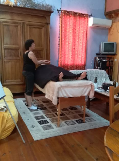 Témoignages formation Massage Énergétique Mai 2020